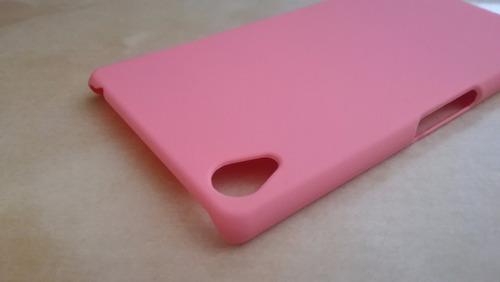 protector case sony xperia z3 polycarbonato delgado rigido
