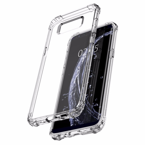 protector case spigen crystal shell galaxy s8 y s8 plus