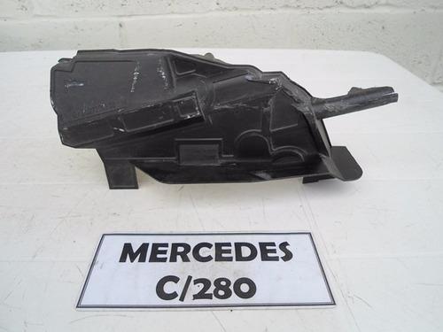 protector cerradura puerta mercedes benz c-280 año 1994-2000