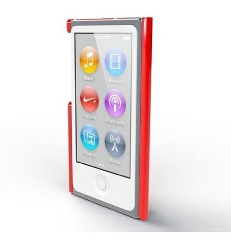 protector clip para ipod nano 7g amarillo