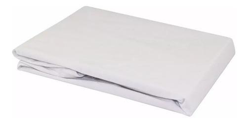 protector colchón blanco basic sencillo