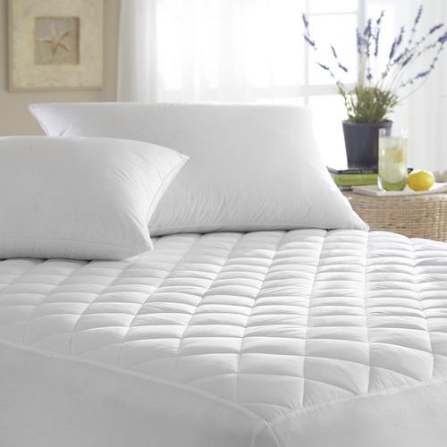 protector colchón cama king