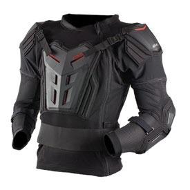 protector corporal evs negro sm