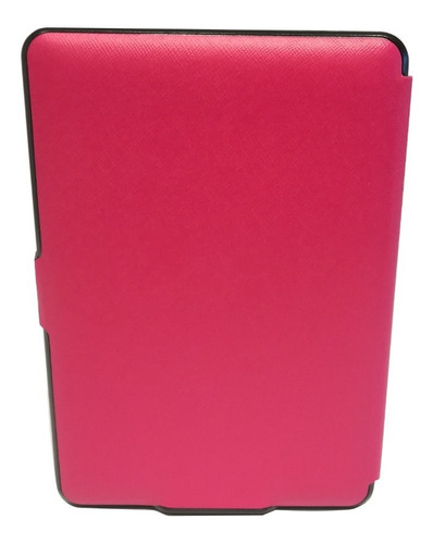 protector cover rosado kindle paperwhite + lapiz (a)