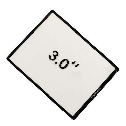 protector cristal optico para nikon d3000, d3100, d5100 nvb