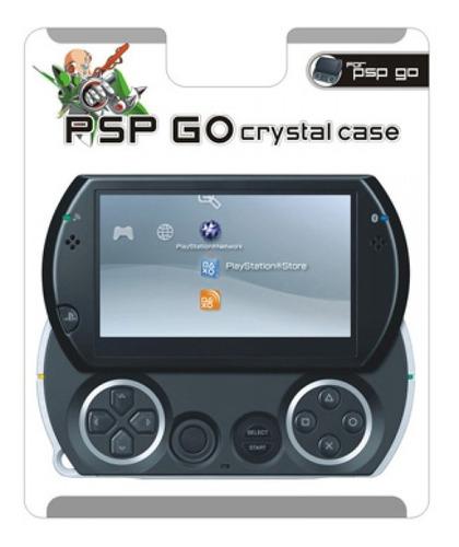 protector cristal ps vita/psp/psp go/xbox one/ cristal case