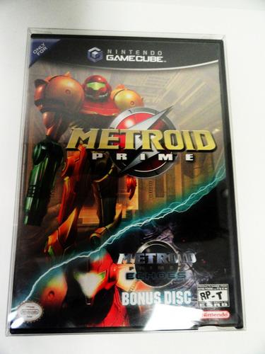protector cristalino de pet para dvd (gamecube,xbox,ps2,wii)