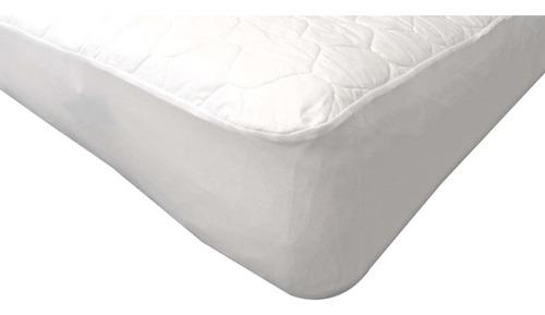 protector cubre colchón spring air impermeable queen size