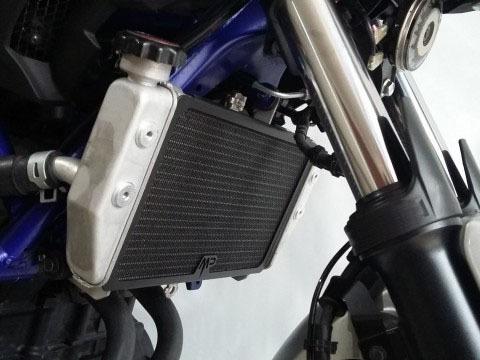 protector cubre radiador yamaha mt 03 r3 ciclofox