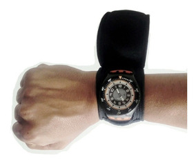 Protector Cubre Coverwatch® Reloj Negro Color YbvIf76yg