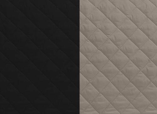 protector cubre sala sillon negro-gris(3,2,1 plazas)-3pz