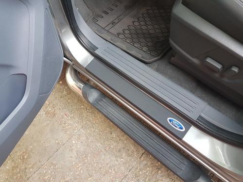 protector cubre zocalo ford ranger linea nueva cabina simple