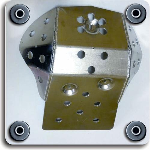 protector cubrecarter honda crf 230 f 2000-2018