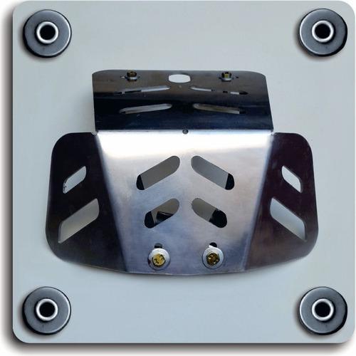 protector cubrecarter urbano honda crf 250 l 2012-2019