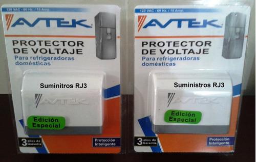 protector d voltaje | para neveras | modelo ptn 1821 | avtek