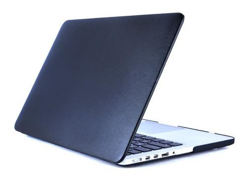protector de acrilico ecocuero - macbook pro air retina