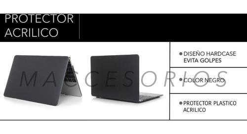 protector de acrilico matte frosted - macbook pro retina 15