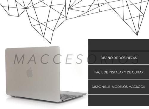 protector de acrilico mattefrosted para macbook pro retina13