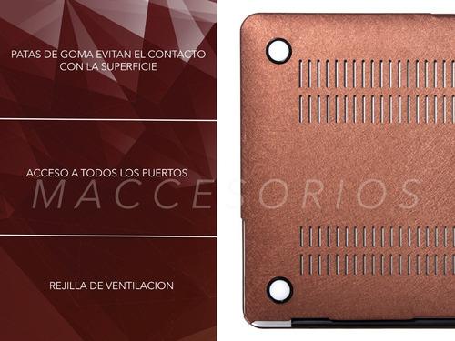 protector de acrilico tipo seda - macbook pro 13
