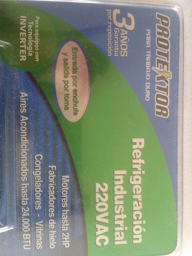 protector de aire acondicionado 220 hasta 24.000 btu