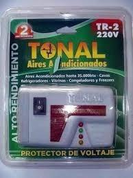 protector de aire acondicionado en 220v