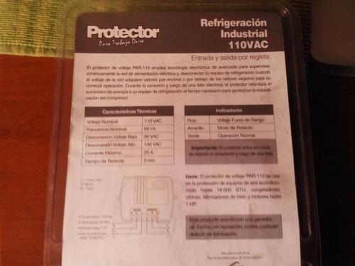 protector de aire industrial 110 vac protektor empalme nuevo