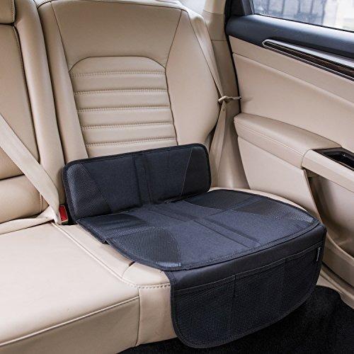 Protector de asiento de coche para asiento infantil for Silla antireflujo
