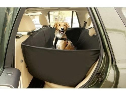 protector de asiento deluxe para mascotas