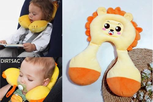 protector de cabeza y cuello en bebes para el auto o silla