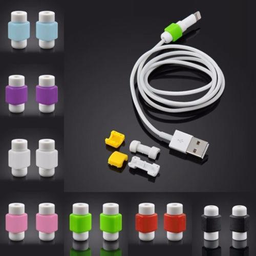 protector de cable usb (iphone - ipad - otros)