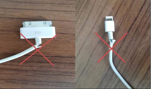 protector de cables animados de cargador iphone