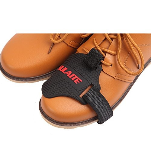 protector de calzado para embraje moto