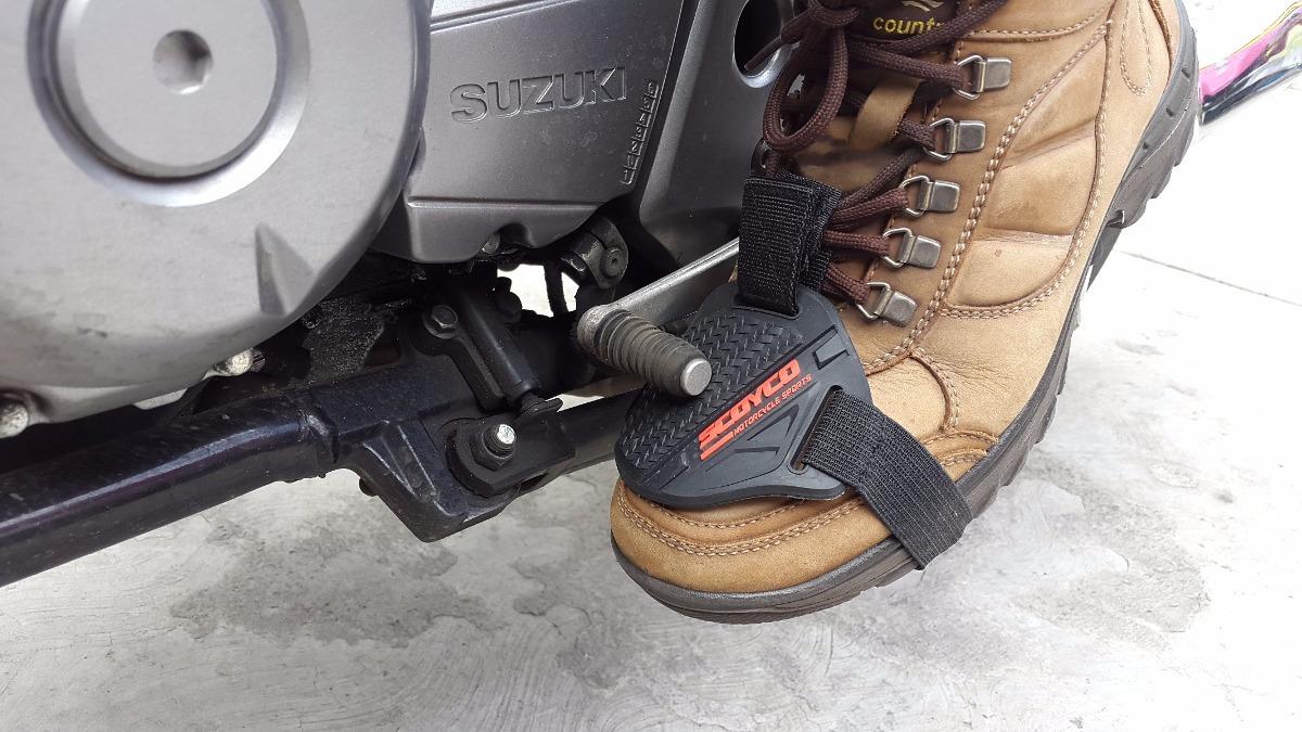 cc110314909e8 Protector De Calzado Para Moto Scoyco -   359.00 en Mercado Libre