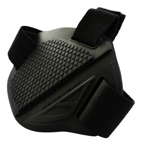 protector de calzado para motociclistas cambios puntera