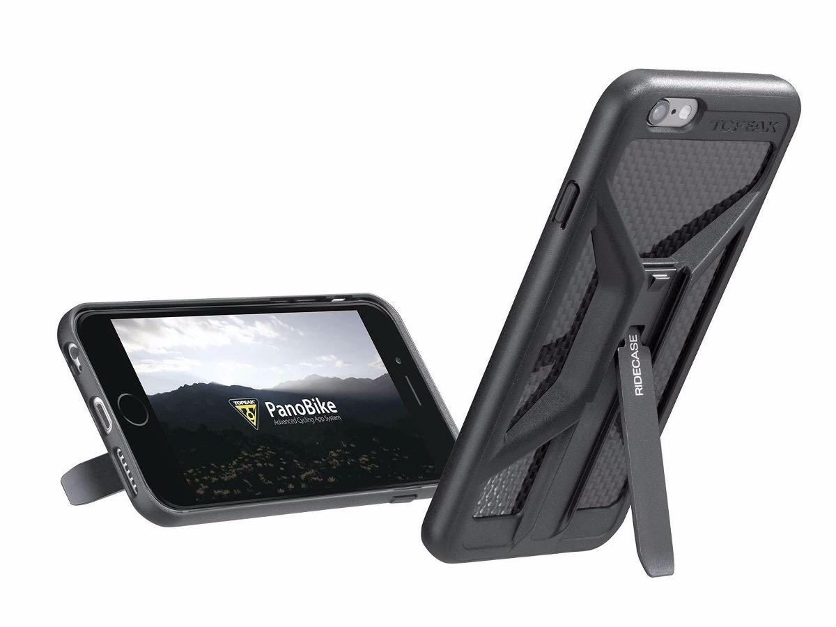 5cc10a11870 protector de celular topeak con base para iphone 6/6s plus. Cargando zoom.