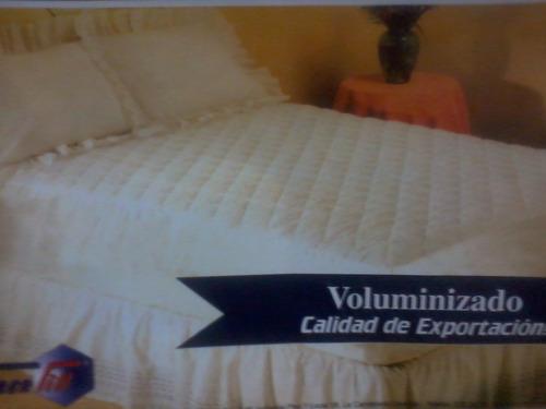 protector de colchón antialergico individual