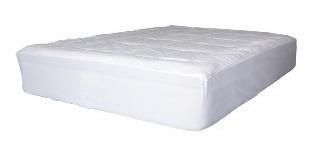 protector de colchón bio mattress queen size hotel de luxe-