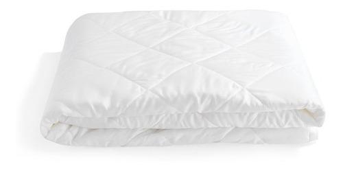protector de colchón luuna tencel x, capitonado, queen size