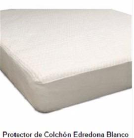 protector de colchon marca edredona para cama queen