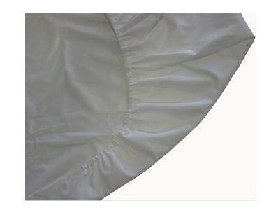 Protector de colchon tela antifluidos blanco cama sencilla for Colchon cama sencilla