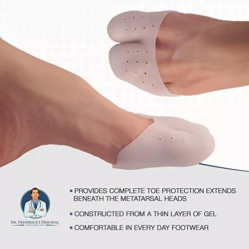 protector de dedos zapatos de dama guarda dedos plantilla
