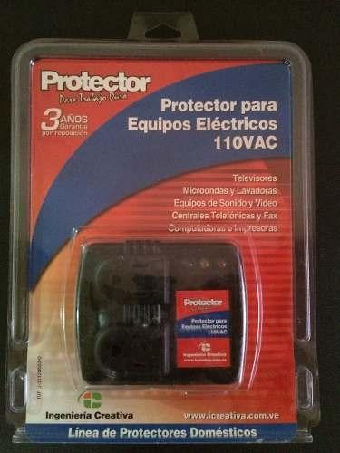 protector de equipos electricos y electronicos