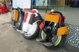 protector de goma para monociclo eléctrico