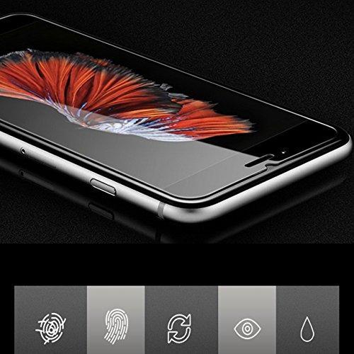 protector de la pantalla del iphone 6 / 6s más, ibarbe 9h v
