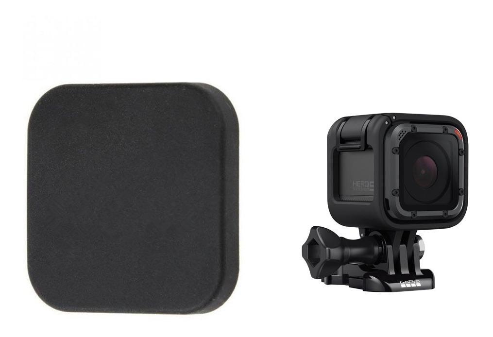 Paquete de 2 Color Negro Kits de Repuesto de Lente para GoPro Hero 4//5 Session