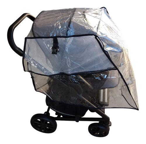 protector de lluvia viento para cochecitos de bebe creciendo