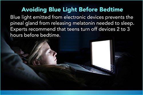 protector de pantalla anti luces azul 3 unidades para pantal