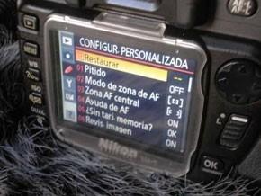 protector de pantalla cámara nikon d80 bm-7 generico
