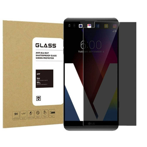 protector de pantalla de cristal de privacida + envio gratis