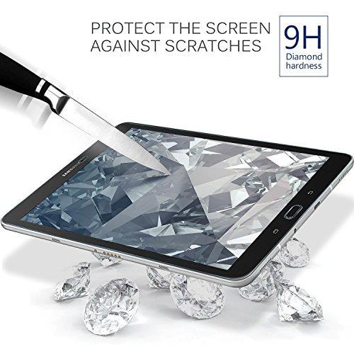 protector de pantalla de vidrio templado ivso samsung galaxy